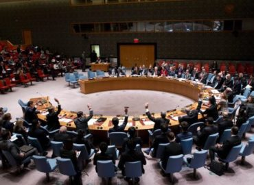 UNSC To Vote On Ending Israeli Settlement Activity in Palestinian Territory