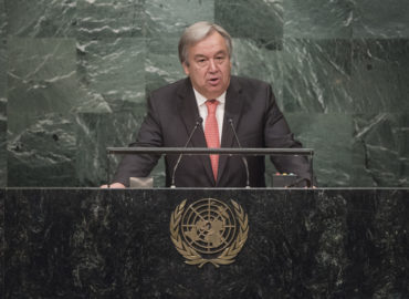 Who is Antonio Guterres? Meet with New Secretary General of United Nations