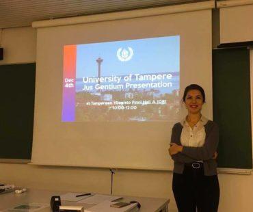 Tampere University Finland JG