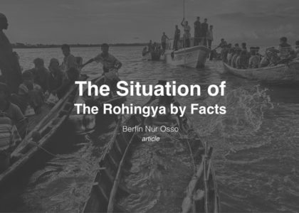 The Ignored Story of Rohingya Refugees